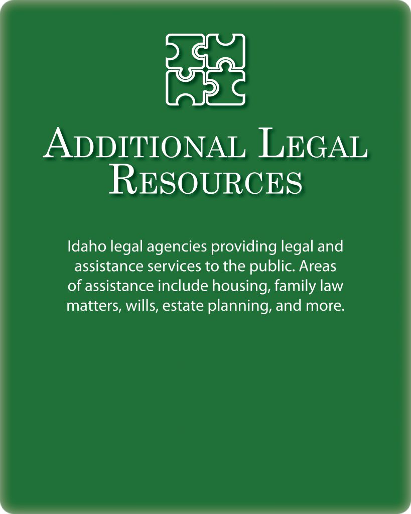 additional legal resources